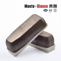 Resin Bond Diamond Abrasive Fickert Monte-bianco factory direct polishing abrasi