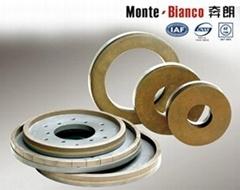 Dry Squaring Wheel & Chamfering Wheel Monte-bianco factory direct diamond wheel