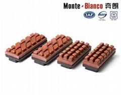 Glaze Polishing Abrasive Monte-bianco Ceramic grinding Abrasive tools