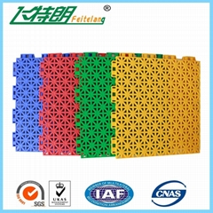 Anti-slip Rubber Floating mat For Swimming Pool and Bathroom and Play ground