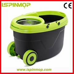 ISPINMOP top quality 360 degree walkable spin mops