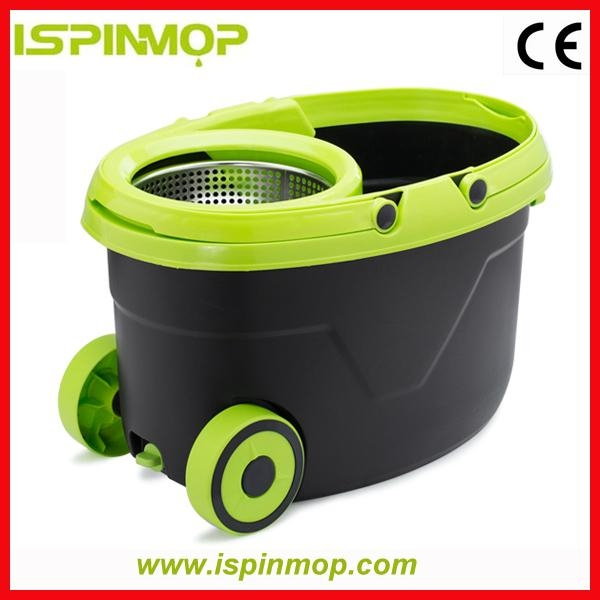 ISPINMOP top quality 360 degree walkable spin mops  3