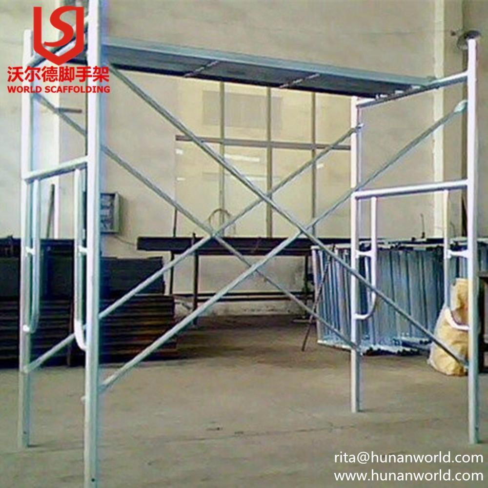 Hot Sale frame scaffolding 5