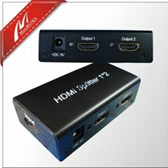 MB-HD02DA HDMI Splitter