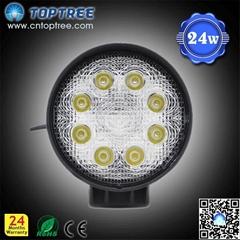 """4"""" 12V 24w Car LED Working Light Led Light For Truck"""