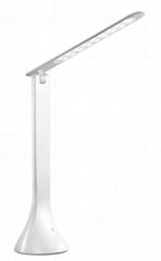 rechargeable portable folding desk lamp