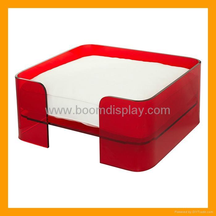 Acrylic Pet Dog Bed 3