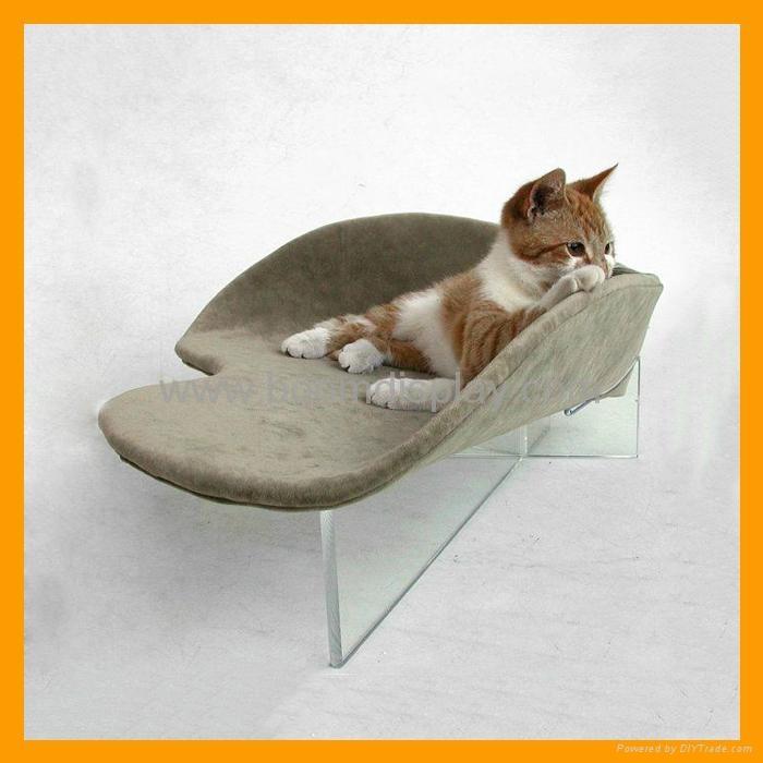 Acrylic Pet Dog Bed 5