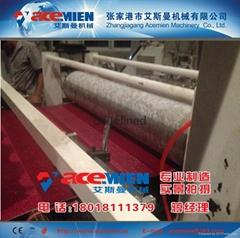 880型合成樹脂瓦生產線