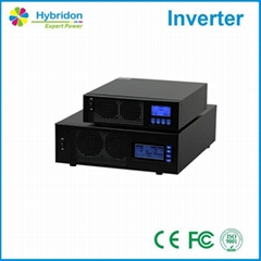 DC to AC 24V 3KVA 2400W Pure Sine Wave High Frequency Inverter