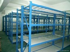 WH026 heavy duty storage warehouse rack shelf drive in