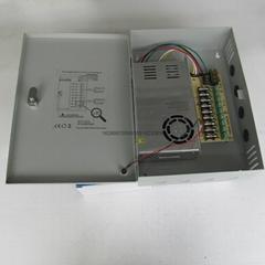 9路输出300W12V25A安防监控电源箱