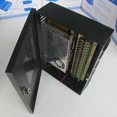 18路12V33A集中供电安防监控电源箱