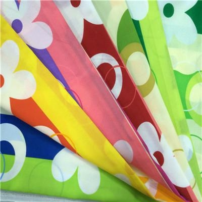 printed pongee fabric 1