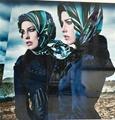 lurex glitter hijab scarf