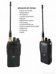 A5 UHF 450-470MHz Wireless Handheld Two-way Radio