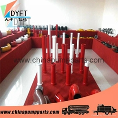 Hebei Dayufeiteng Wear-Resisting Pipeline Fittings Co.,Ltd