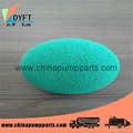 clean our sponge ball manufacture