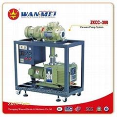 ZKCC Series Vacuum Pump System