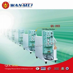 QDL Series Oil Injection Machine