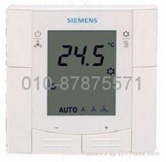 西门子空调温控器RDF310.2 /mm 液晶显示