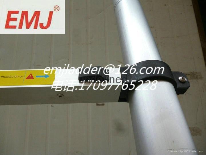 EMJ益美健2.6米单面伸缩梯 4