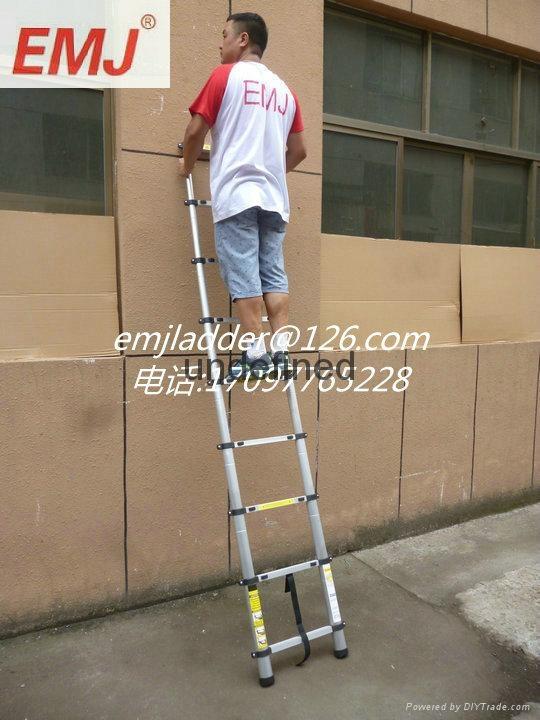 EMJ益美健2.6米单面伸缩梯 3
