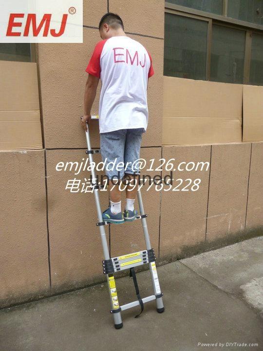 EMJ益美健2.6米单面伸缩梯 2