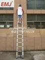 EMJ益美健3.8米单面伸缩梯 3