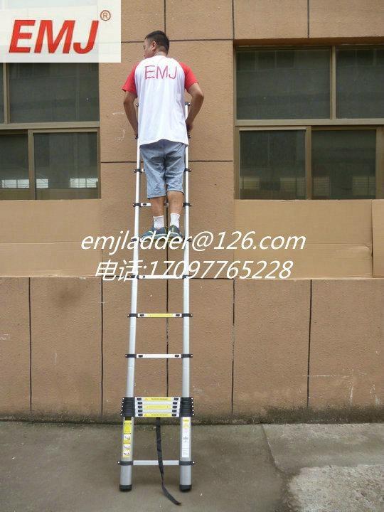 EMJ益美健4.1米单面伸缩梯 2