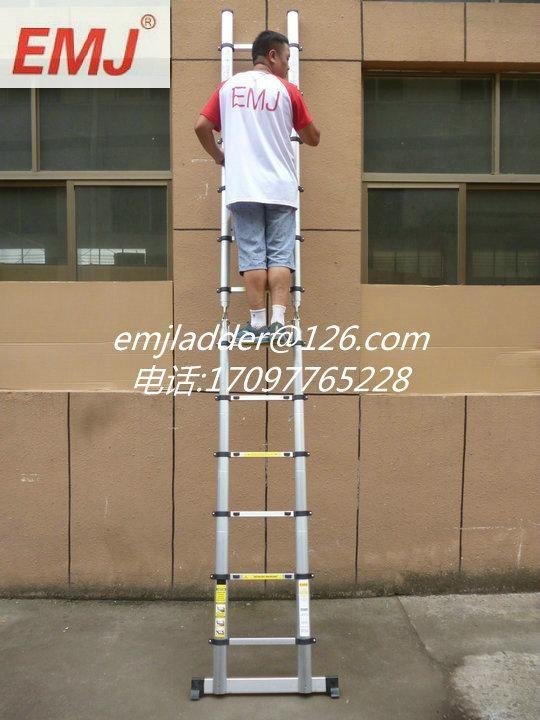 EMJ益美健3.8米两用式伸缩梯 3