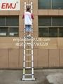 EMJ益美健4.4米两用式伸缩梯 3