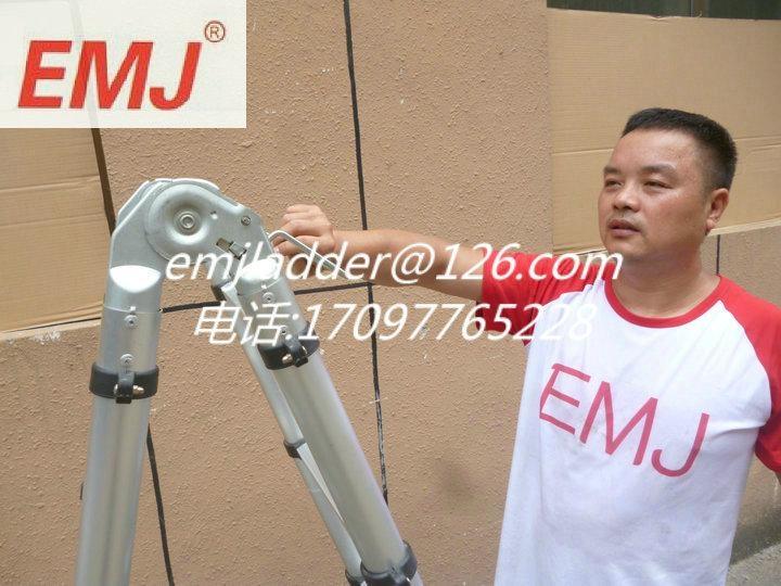 EMJ益美健4.4米两用式伸缩梯 4