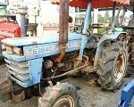 Tractor(Iseki 3840)
