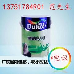 广东广州多乐士家丽安净味墙面漆