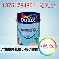 廣東廣州多樂士超易洗淨味牆面漆