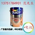 广东广州多乐士第二代五合一净味墙面漆 1
