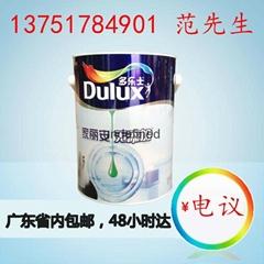 广东广州多乐士家丽安无添加墙面漆