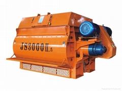 郑州鑫宇JS3000Ⅱ混凝土搅拌机