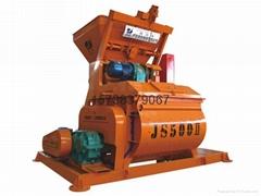 郑州鑫宇JS500Ⅱ混凝土搅拌机