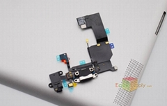 USB Charging Port Dock Connector Flex Cable for iPhone 5C