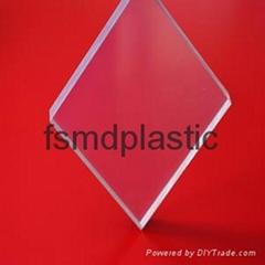 PMMA plastic sheet