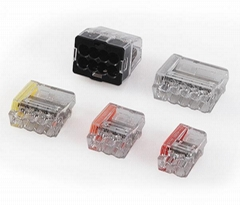 Pushwire Junction Connector