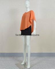 Fashion female fiberglass mannequin