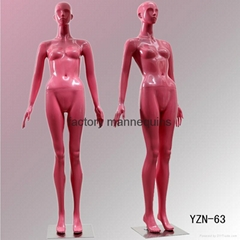 Wholesale Sexy fiberglass  female mannequin without head
