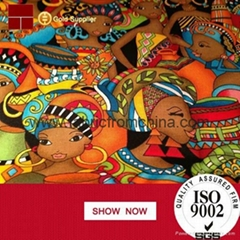 2016年熱銷時尚非洲蠟染布