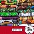 2016年熱銷時尚非洲蠟染布 4