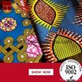 2016年熱銷時尚非洲蠟染布 5