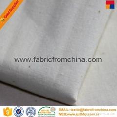 cotton grey fabric for garment