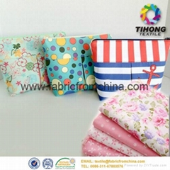 cotton print bag fabric from China